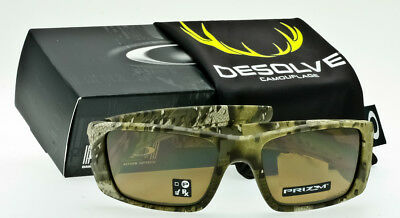 811a4eedcbf NEW OAKLEY STANDARD ISSUE FUEL CELL SI Desolve Bare Frame Prizm Tungsten  Lenses