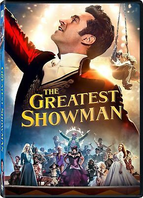The Greatest Showman (DVD, 2018) BRAND NEW - FREE SHIPPING!!!