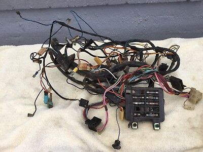 Holden Kingswood HQ HJ HX HZ WB Wiring Loom