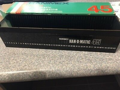 Hanimex Deluxe 45 Han-O-Matic Slide Magazine IN ORIGINAL BOX (4 AVAILABLE)
