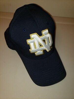 low priced 39c16 63e71 New - Like - Notre Dame Fighting Irish Under Armour stretch hat L XL size