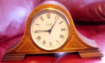 Comitti of London Mantle Clock