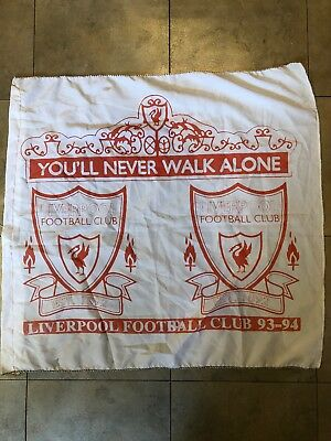 Liverpool FC flag 1993-94 Season