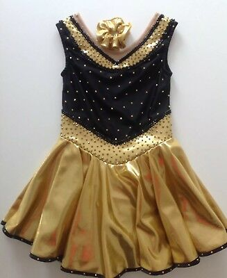 Ice Skating / Baton Twirling / Roller Skating Dress
