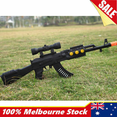 Battery Army Toy Cap Weapon Costume Children Police Gun Rifle