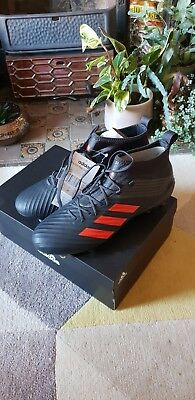 Adidas Predator Flare rugby boots size 9.5