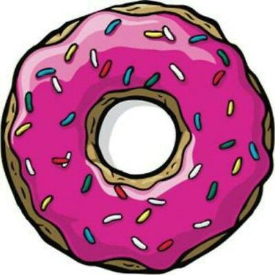 Simpson's Tapped  Out 5000 Donuts