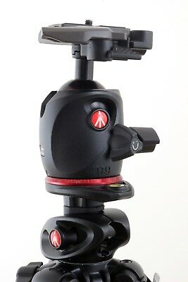 Manfrotto MHXPRO-BHQ2 magnesium ball head with 200PL-14 quick release plate