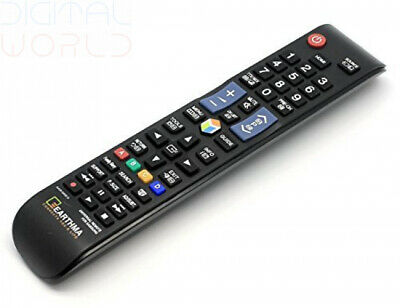 Universal Remote Control for Assorted SAMSUNG - 3D LED LCD PLASMA TV`S Monitors