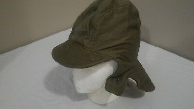 Post WW2 WWII US USN Navy Cap Hat 7
