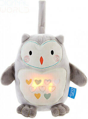 The Gro Company Sound and Light, Ollie the Owl Grofriend Brand New