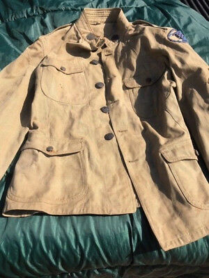 WW I 30th Division Tennessee Coat and Leggings
