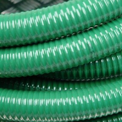 Super Flexible PVC Suction Hose / Delivery Hose Medium Duty 10m and 30m Coils