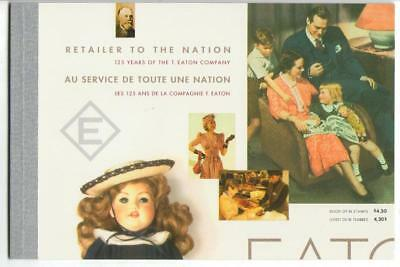 1994 Canada SC# BK 169a - Timothy Eaton - booklet of 10 M-NH