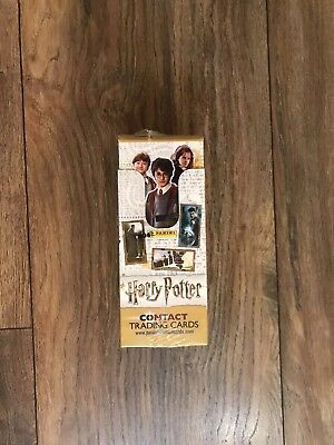 Harry Potter Contact Trading Card Display