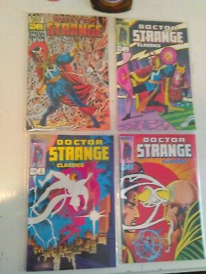 Dr. Strange Special Edition #1, Classic #1-4