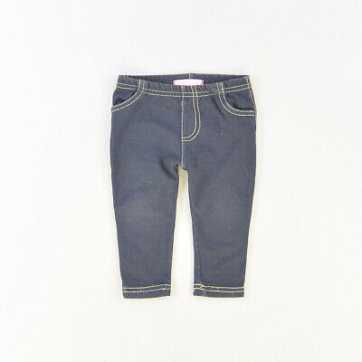 Leggins color Denim oscuro marca Young Dimensión 9 Meses  520939