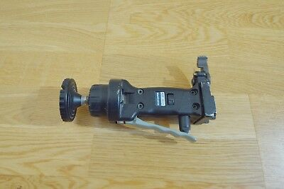 Manfrotto 222 Joystick ball head trigger grip tripod head.