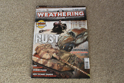 Ammo by Mig - The Weathering Magazine Issue 1 Rust & Corroded Effects