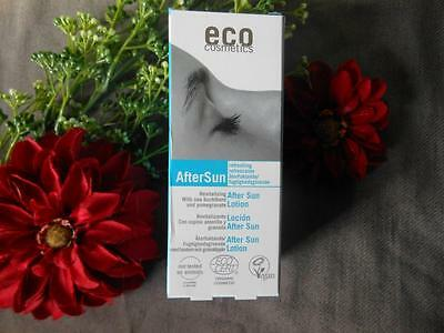 (9,20€/100ml) Eco Cosmetics After Sun Lotion 75 ml