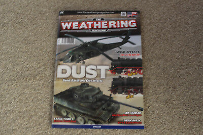 Ammo by Mig - The Weathering Magazine Issue 2 Dust Sand,Earth and Dirt Effects