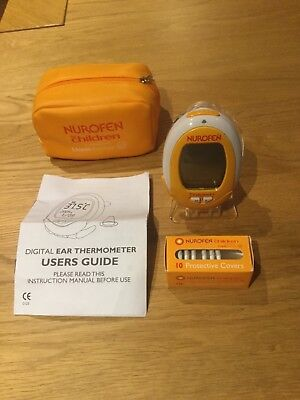 Digital Ear Thermometer for children - Nurofen