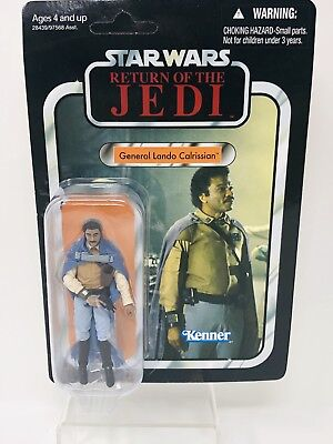 Star Wars The Vintage Collection General Lando Calrissian ROTJ VC47 Unpunched