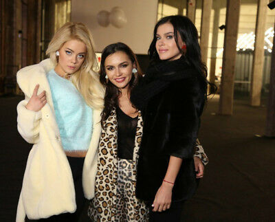 Serebro UNSIGNED photograph - Russian girl group - M8307 - NEW IMAGE