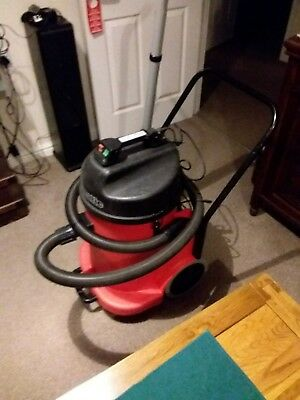 numatic commercial vacuum cleaner
