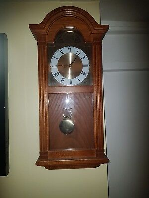 Westminster grandfather Alarm Wall Clock