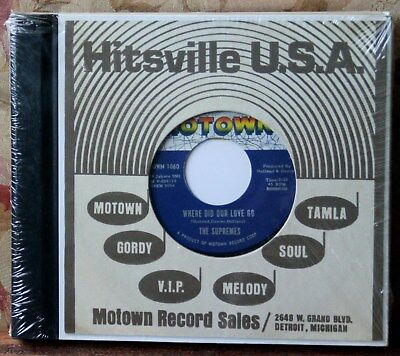 The Complete Motown Singles Vol. 4: 1964 - 6-CD set, mint unopened