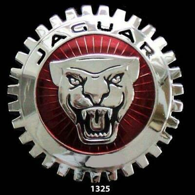 Jaguar Automobile Grille Badge Emblem
