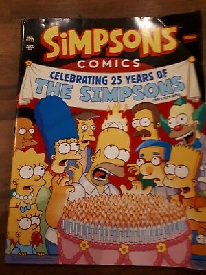 The Simpsons Comic 220 January 2014