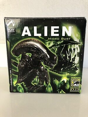Alien Palisades Micro Bust SDCC Exclusive Limited Edition 241/500