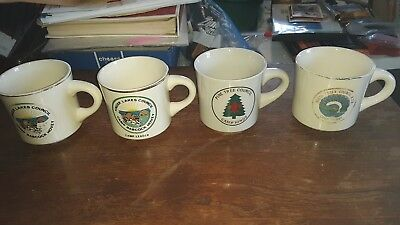Boy Scout Coffee Cups