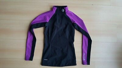 Skins A200 Thermal Compression Jogging Fitness Top Jersey Womens Size XS/2XS