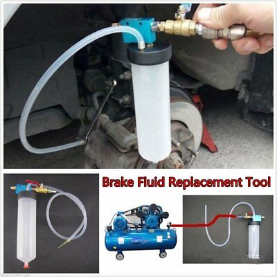 Car Brake System Fluid Replacement Tool Oil Drained Quick Exchange Equipment WA