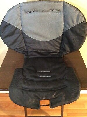 Graco Nautilus 3 In 1 Toddler Car Seat Body Rest Cushion Replacement Black Gray
