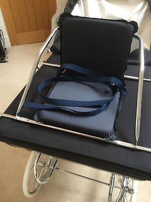 Toddler Seat for Silver Cross High Coach Built Pram