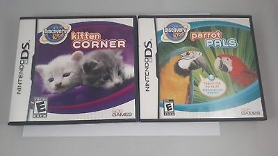 Discovery Kids Games (Nintendo DS) Pick One