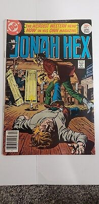 Jonah Hex #1 ~1ST ISSUE (Mar-Apr 1977, DC)