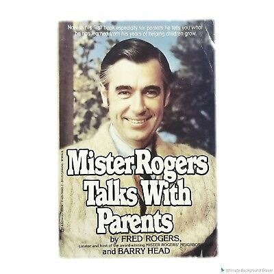Mister Rogers Talks With Parents Mr. Fred Rogers Children's Public TV Show PBS