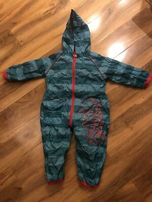 Boys Bluezoo Puddle Suit 18-24 Months