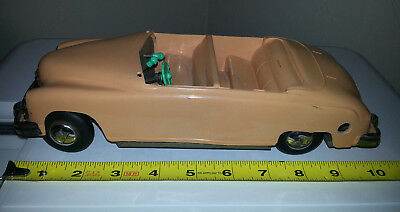 Toy Founders Kaiser 4-Door Convertible Wind Up  Promo Car