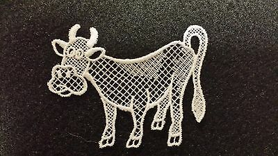Belgian Lace cow New Free Shipping