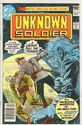 Unknown Soldier #234 (VF/NM) (1979, DC) Dick Ayers!