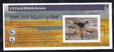 TDStamps: US Federal Duck Stamp Scott#RW71A $15.00 Mint NH Self-Adhesive