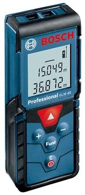NEW BOSCH GLM40 Professional Laser Measure from JAPAN