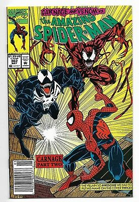 Amazing Spider-Man vol. 1 #362 - May 1992 - 3rd Carnage