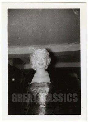 Marilyn Monroe Original Vintage 1955 Never Seen Photograph Lois Weber Collection